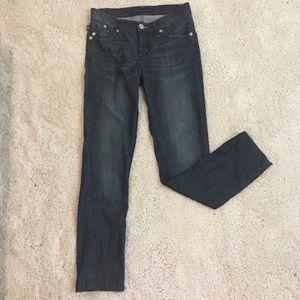 Women's Rock & Republic Berlin SKINNY Blue Jeans